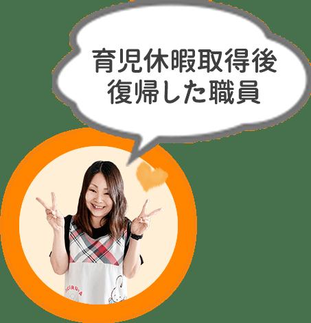 白菊幼稚園 正職員 10年目